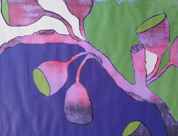 verdant profusion by Chantelle Goldthwaite