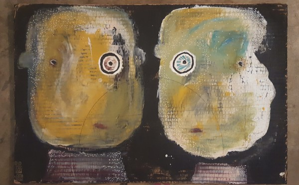 Two of Us by Chantelle Goldthwaite