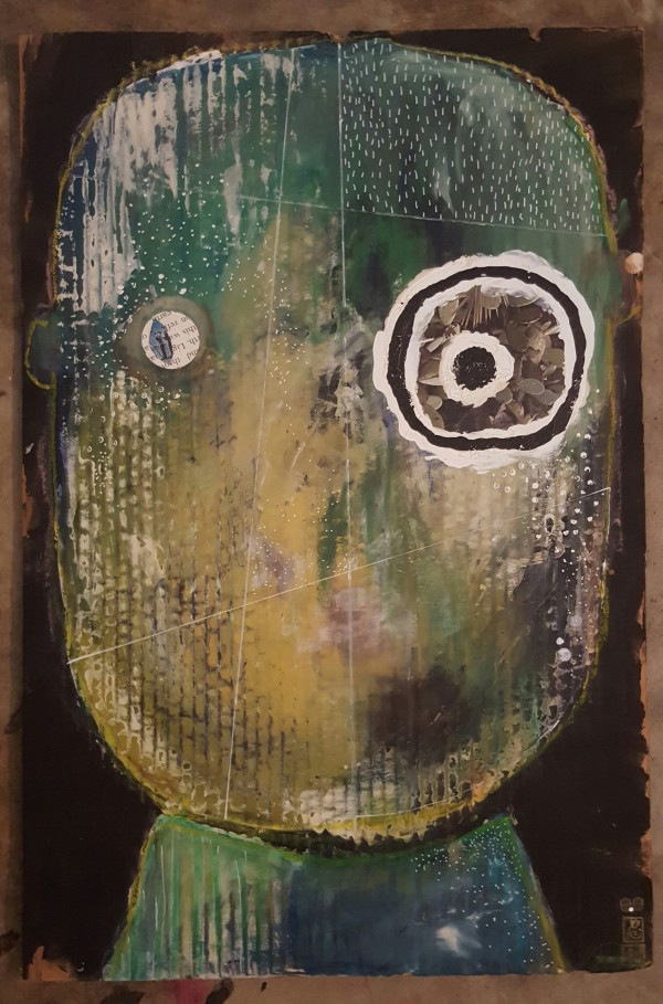 My Good Eye by Chantelle Goldthwaite