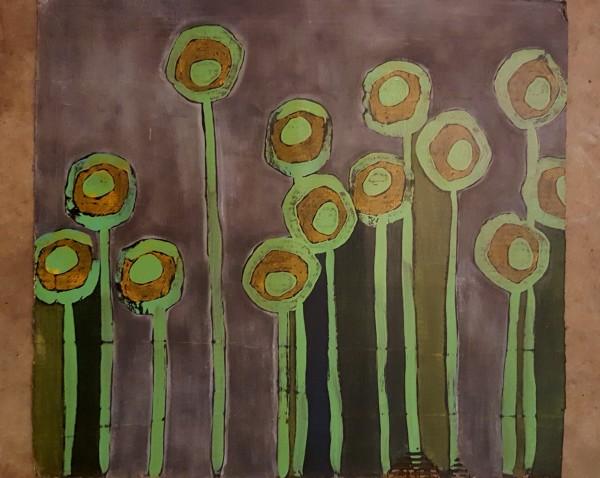Verdant Blooms by Chantelle Goldthwaite