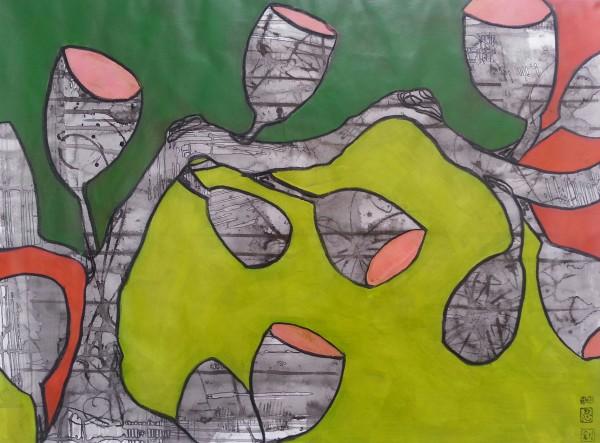 underlying patterns by Chantelle Goldthwaite