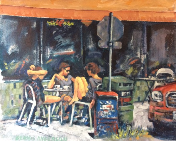 3DoLunch by Dennis Anderson