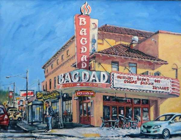 Bagdad Corner by Dennis Anderson