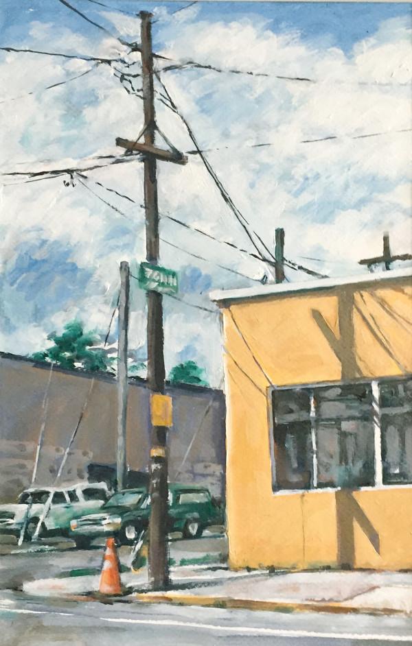 Corner 76thStark by Dennis Anderson