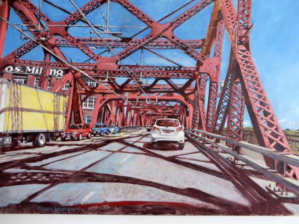 Broadway Bridge by Dennis Anderson