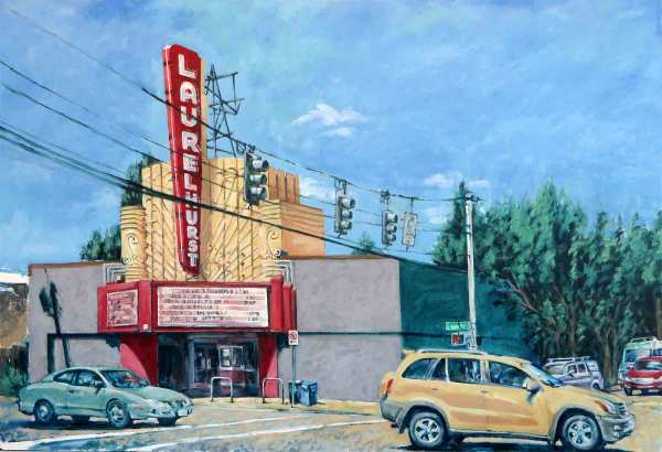 Laurelhurst by Dennis Anderson
