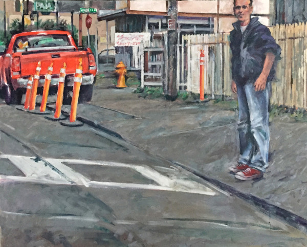 Curb Side by Dennis Anderson