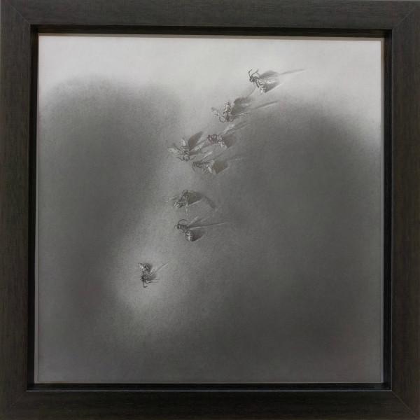Flight Path vii by Louisa Crispin