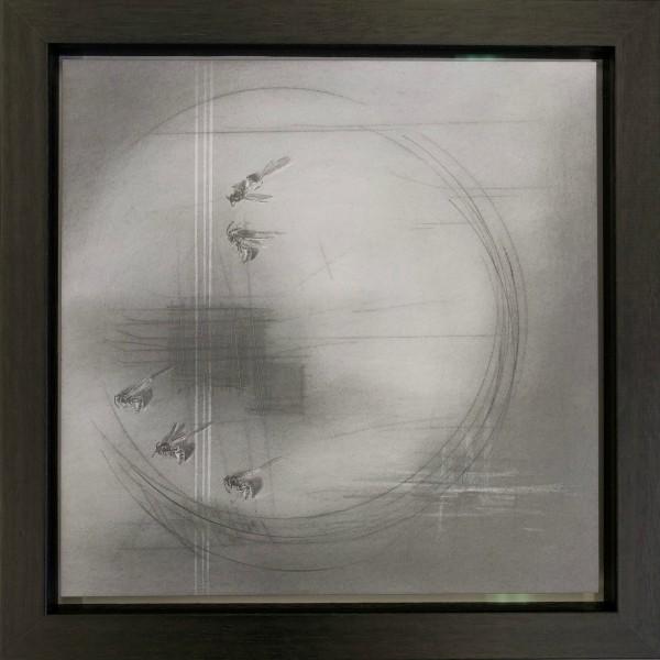 Flight Path viii by Louisa Crispin