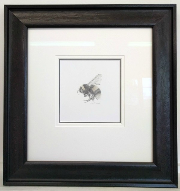BumbleBee v by Louisa Crispin