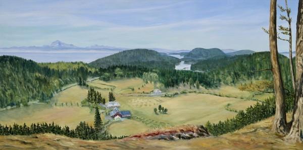 Glenwood Farm Lookout by Terrill Welch