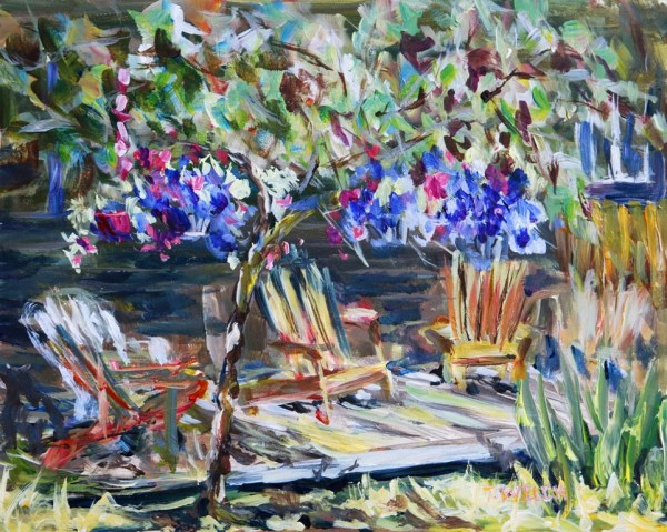 Afternoon Chairs by Terrill Welch