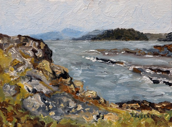 Edith Point Study by Terrill Welch