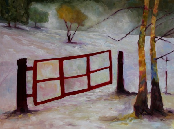 Red Gate by Terrill Welch