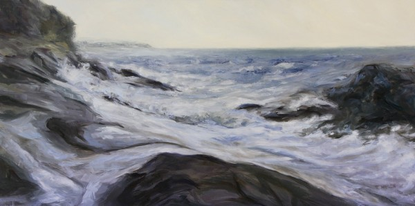 Rhythm of the Sea Edith Point by Terrill Welch