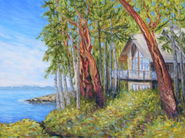 Sailing Through the Trees by Terrill Welch