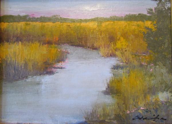 Karen wehs的《Back Creek》