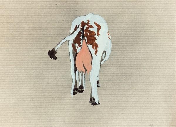 The way a cow walks (animation) by Philine van der Vegte
