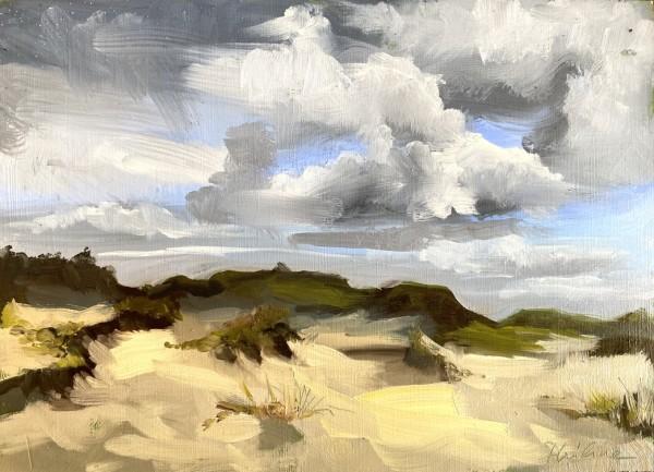 Duinen 7 september by Philine van der Vegte