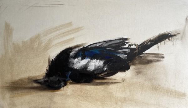 Magpie by Philine van der Vegte
