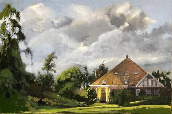 Belmermeer by Philine van der Vegte