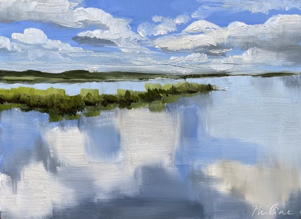 Cloudscape by Philine van der Vegte