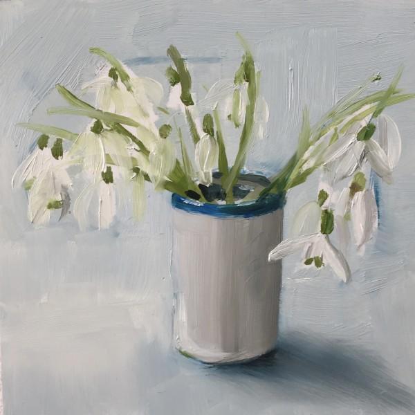 Snowdrops by Philine van der Vegte