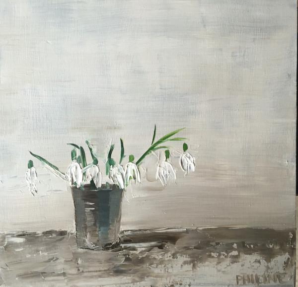 Sneeuwklokjes by Philine van der Vegte