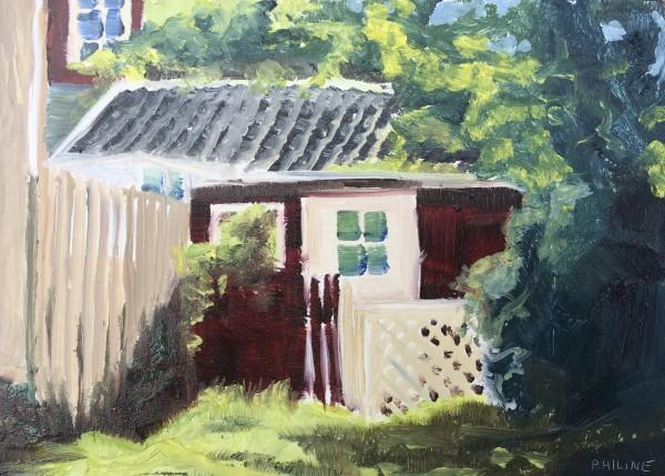 Sandhamn house
