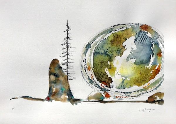 the space between by Linnea Martina  Hannigan