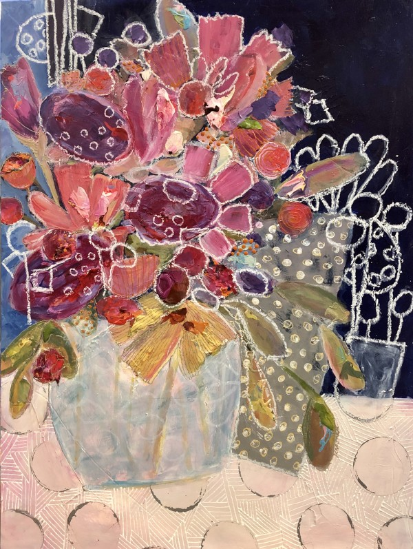 The. Bouquet by Jill Krasner
