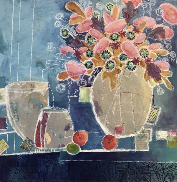 August Bounty by Jill Krasner