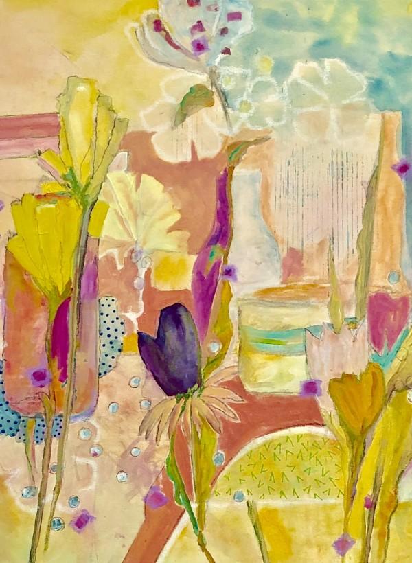 IN THE GARDEN by Jill Krasner