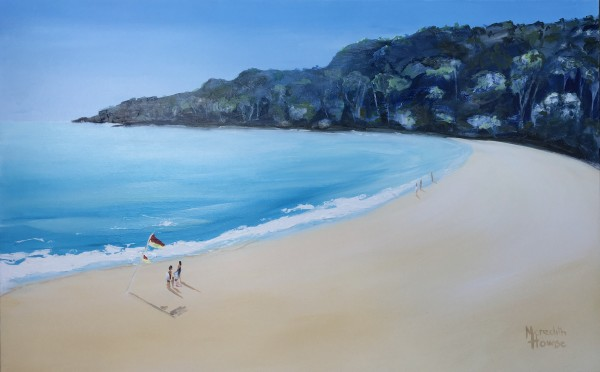 Noosa Swim by Meredith Howse