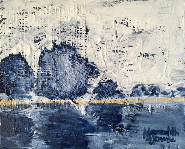 Wicker Park Blue 4 by Meredith Howse
