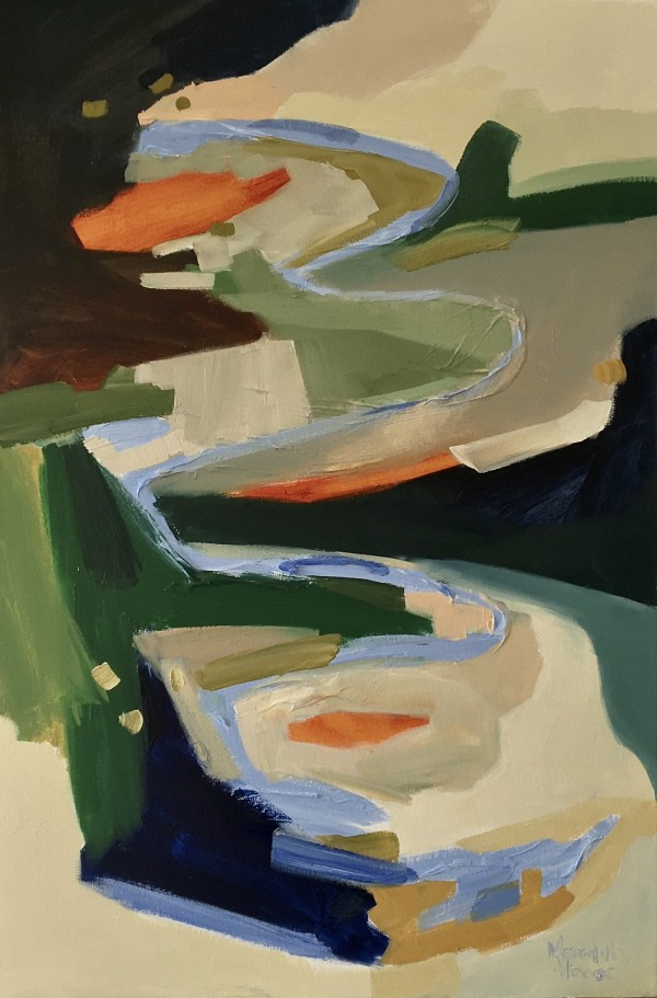 Rivers Lined with Gold by Meredith Howse