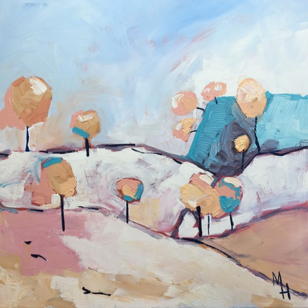 Lollipop trees by Meredith Howse