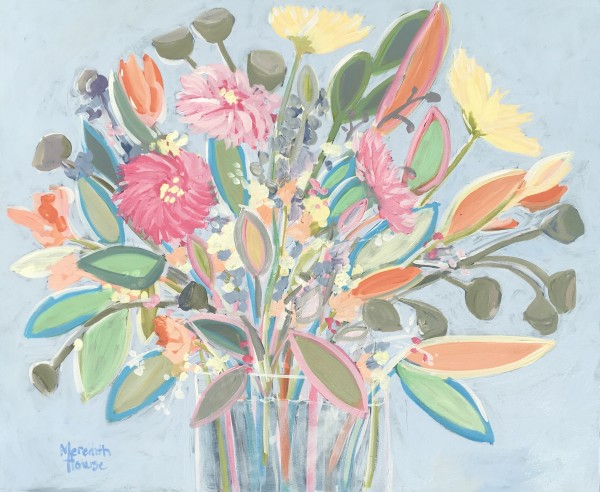 Flowers 4 U 5 by Meredith Howse