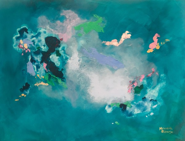 Opalescent Island by Meredith Howse