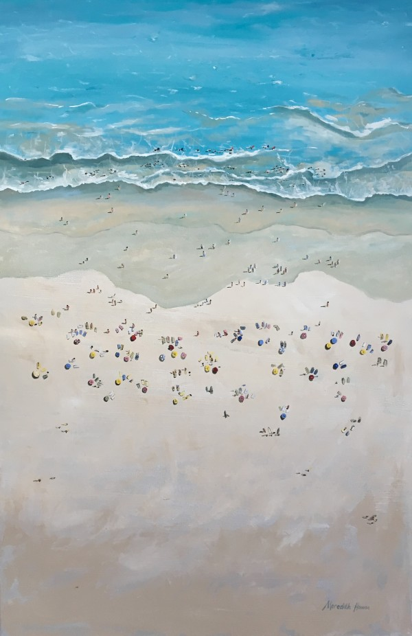 Beach Day by Meredith Howse