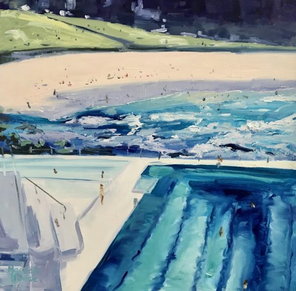 Bondi Tidal Pool by Meredith Howse
