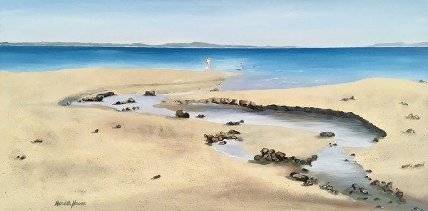 Little Cove Noosa by Meredith Howse