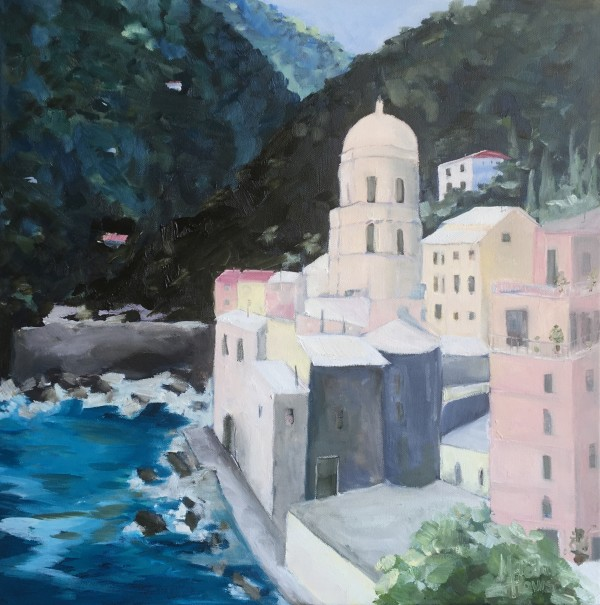 Vernazza by Meredith Howse