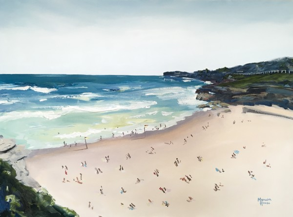 Tamarama Beach by Meredith Howse