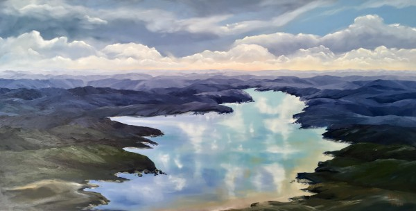 Blue Lake Commission piece by Meredith Howse