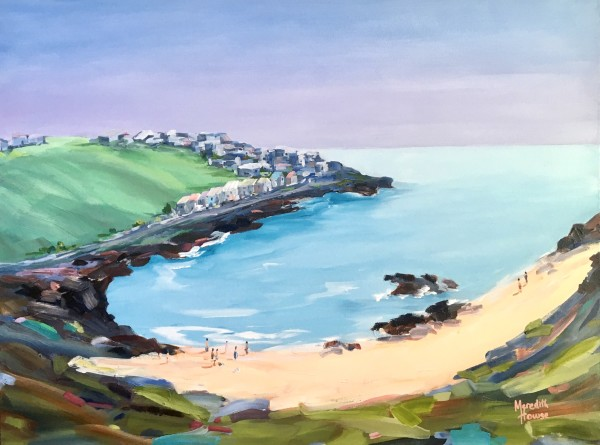 Seaside Town by Meredith Howse