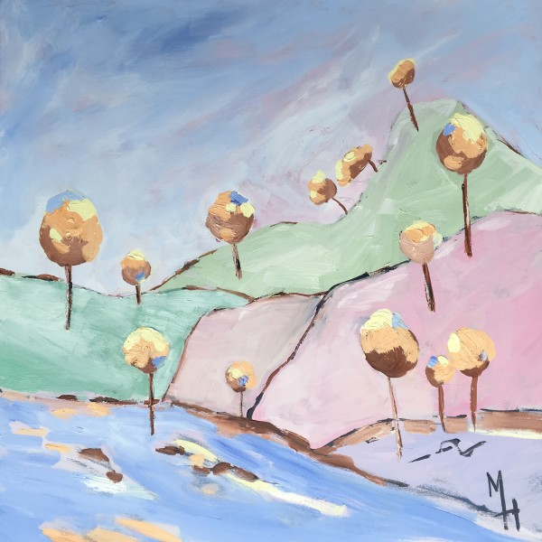 Lollipop River by Meredith Howse