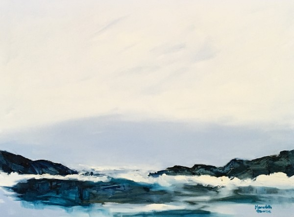 Blue Horizon by Meredith Howse