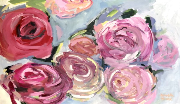 Roses by Meredith Howse
