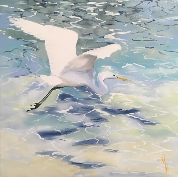 Flying Blue by Meredith Howse